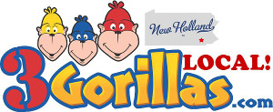 3Gorillas Local Logo