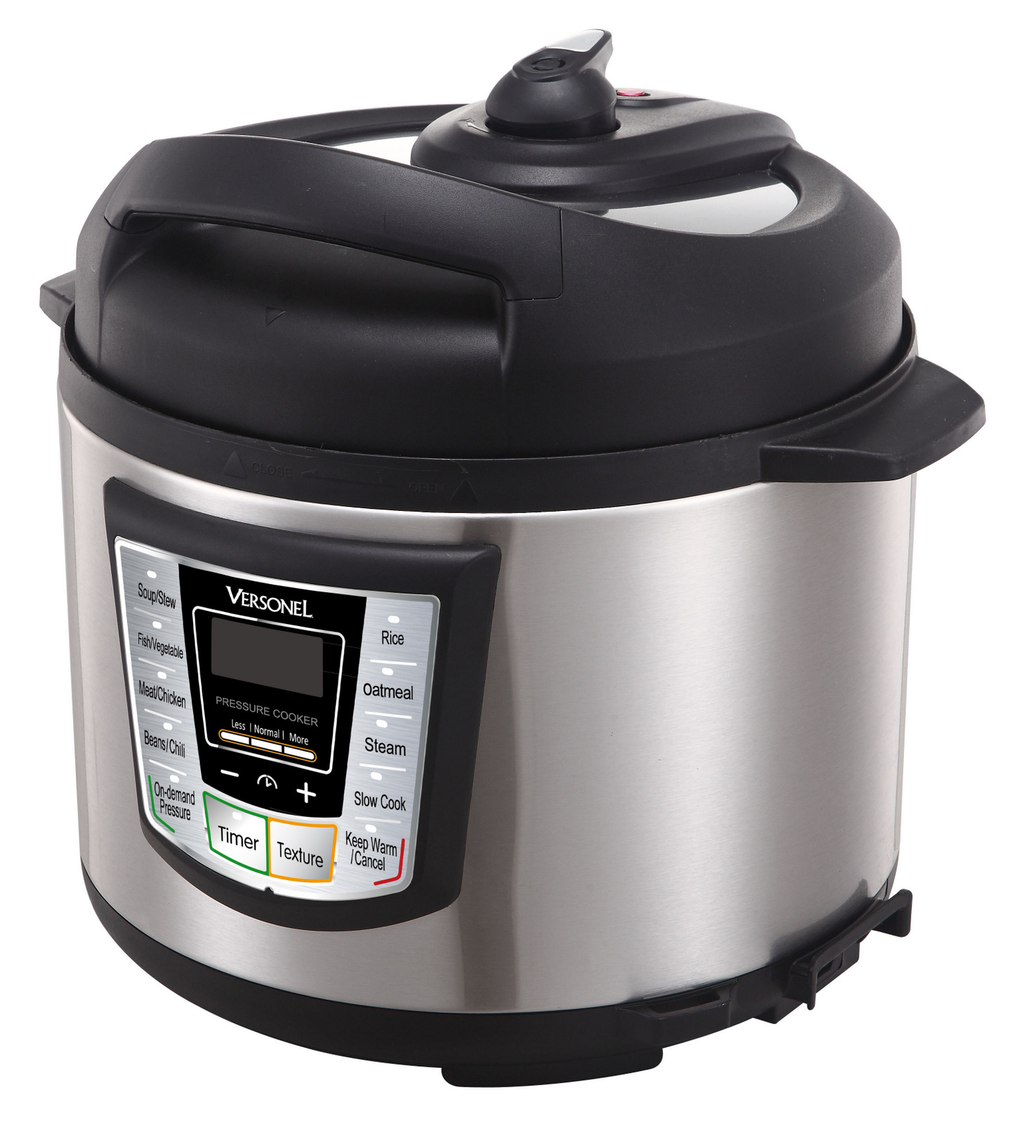 Electric Pressure Cooker ~ Versonel quart programmable in electric pressure