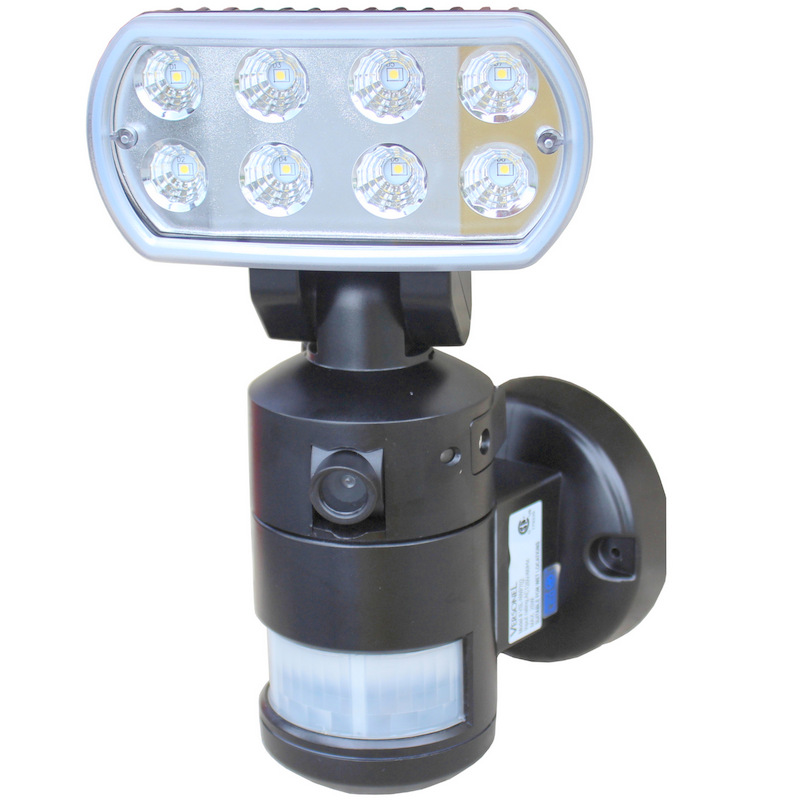 versonel nightwatcher led security motion tracking light. Black Bedroom Furniture Sets. Home Design Ideas