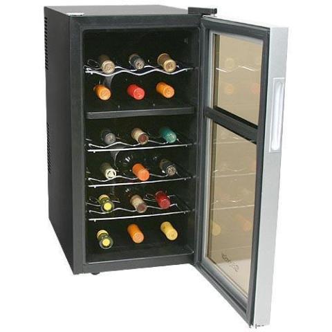 Edgestar 18 Bottle Dual Zone Digital Wine Cooler Cellar Ebay