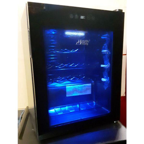 Arctic King Premium 24 Bottle Wine Cooler Slide Shelves AWCA024ADB_R