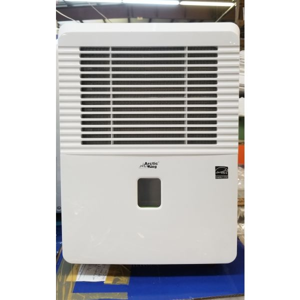 LP Midea Arctic King 50 Pint Energy Star Dehumidifier 2 Speed WDK50AE6/7N