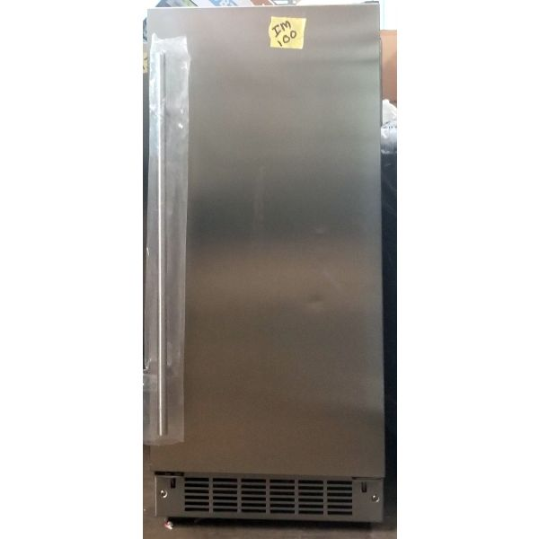 Danby 32lb Stainless Steel Built-In Ice Maker DIM32D1BSSPR IM100