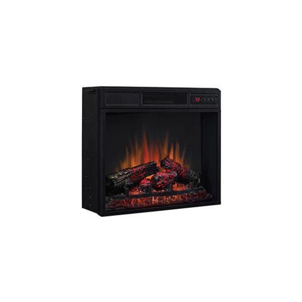 """ClassicFlame 23"""" 4600 BTU Electric Heater Fireplace Insert 23EF033FGL"""