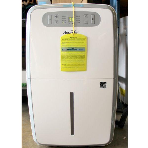 LP AeonAir 70 Pint 3 Speed Dehumidifier w/ Auto Restart & Pump RDH70EDP