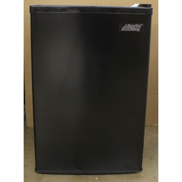 Arctic King 2.6 cu ft Single Door Compact Fridge, Black AFRM026AEB_R