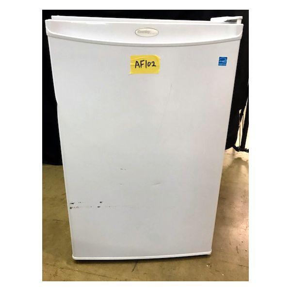 Danby Designer 4.4 cu. ft. Compact All Refrigerator White DAR044A4WDD AF102