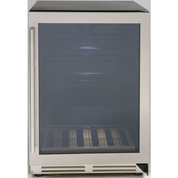 "Avanti 24"" 5.9 cu ft Free Standing / Built In Beverage Cooler BCF54S3S 002"