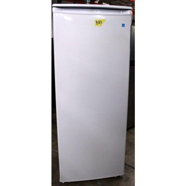 Danby 11 CF All Refrigerator, White, Scratch & Dent, 90 Day Warranty DAR110A1WDD BH3