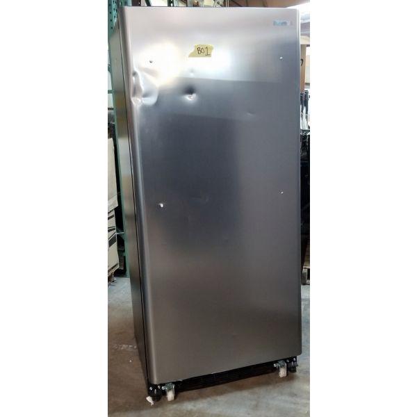 Danby 17 CF All Refrigerator, Stainless DAR170A2BSLDD BO1