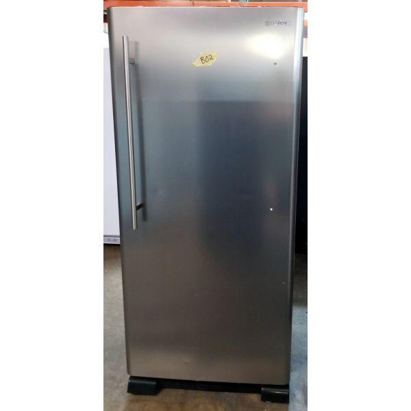 Danby 17 CF All Refrigerator, Stainless DAR170A2BSLDD BO2