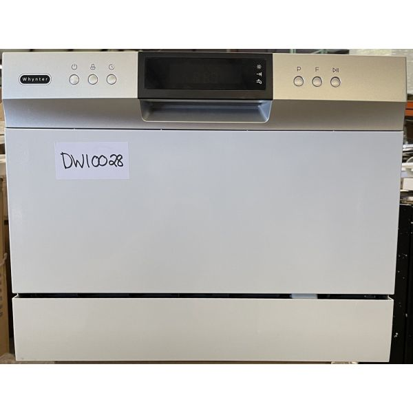 Whynter Energy Star Compact Countertop Portable Dishwasher CDW-6831WES 028
