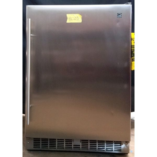 Danby Silhouette Professional 5.5 cu.ft. Stainless Fridge DAR055D1BSSPR BC103