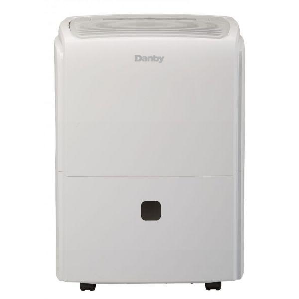Danby 50 Pint Energy Star Dehumidifier Direct Drain DDR050EAWDB