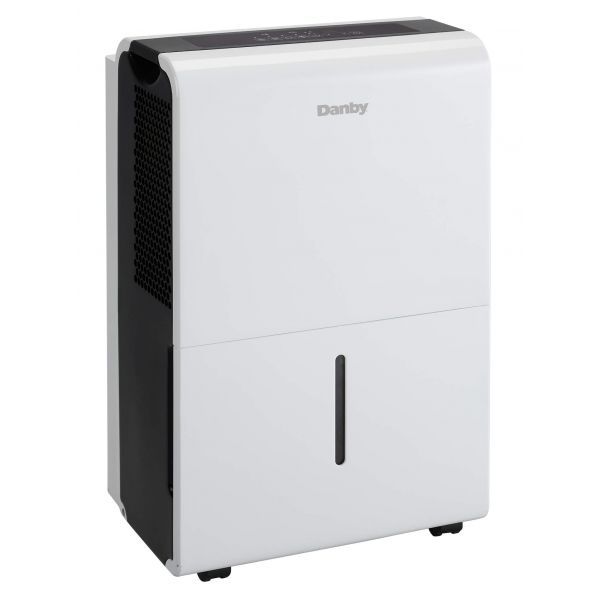 Danby 60 Pint Energy Star 2 Speed Dehumidifier DDR060BFCWDB