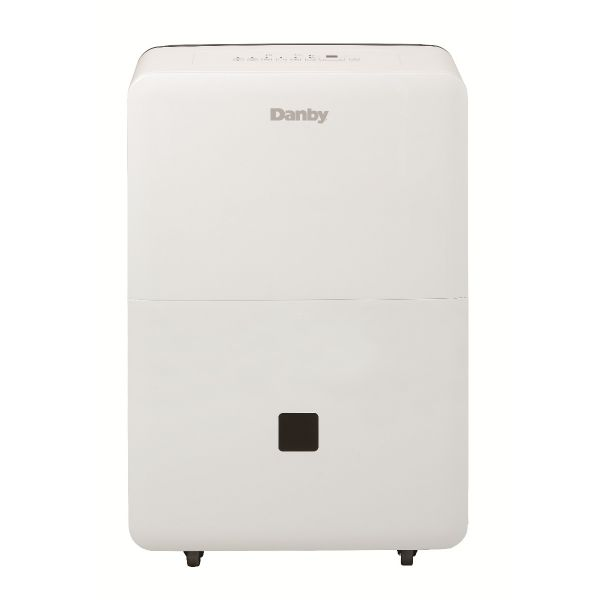 Danby 50 Pint Energy Star Dehumidifier with Vertical Pump DDR050BJPWDB