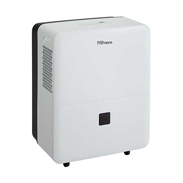 Danby Premiere 50 Pint Energy Star Direct Drain Dehumidifier DDR50B3WP