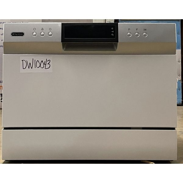 Whynter Energy Star Compact Countertop Portable Dishwasher CDW-6831WES 043