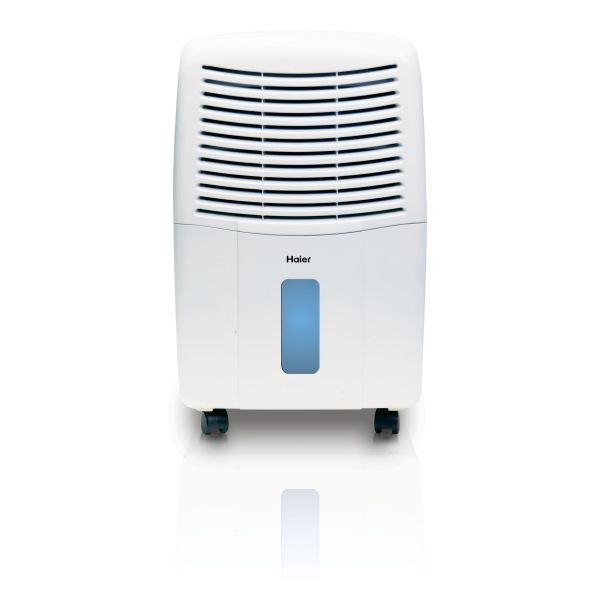 Haier 45 Pint Energy Star Electronic Control Dehumidifier DE45EM-L/T