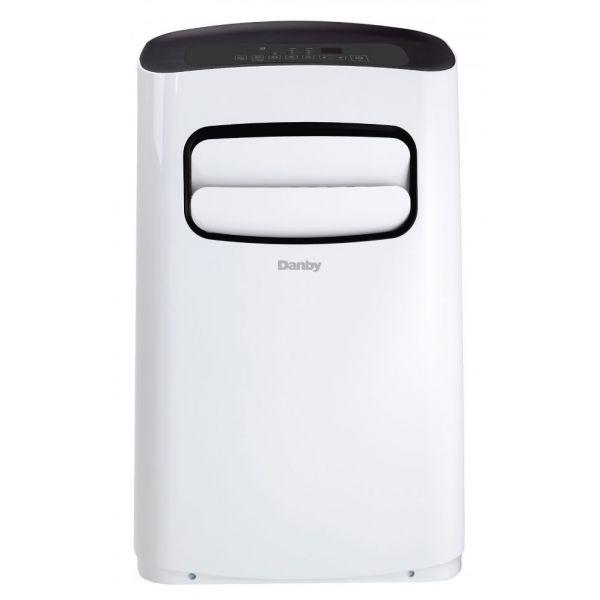 Danby 12,000 BTU Portable Air Conditioner, Dehumidifier, Fan DPA120B6WDB