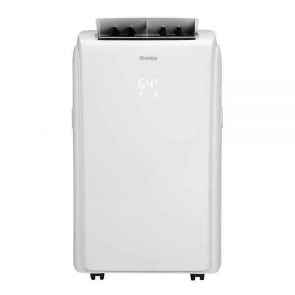 Danby 10,000 BTU Portable Air Conditioner Dehumidifier Fan DPA100EAUWDB
