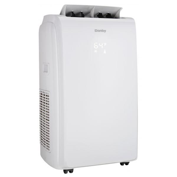 Danby 12,000 BTU Portable Air Conditioner Dehumidifier Fan DPA120E1WDB