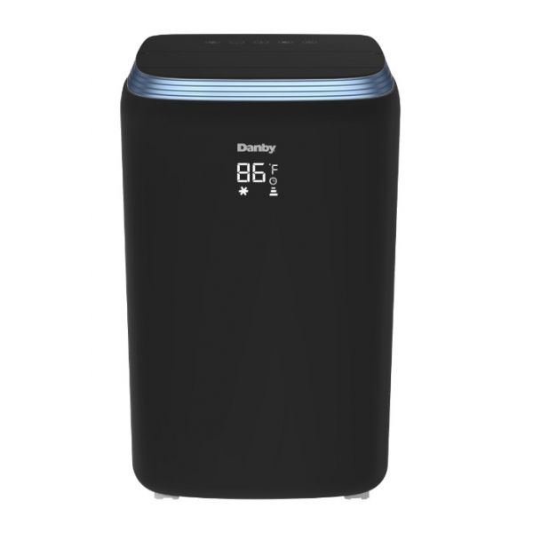 Danby 12,000 BTU Portable Air Conditioner with Heat Pump DPA120HE3DBD