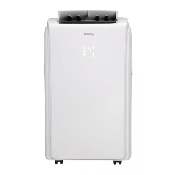 Danby 14,000 BTU Portable Air Conditioner with Heat Pump DPA140HEAUWDB