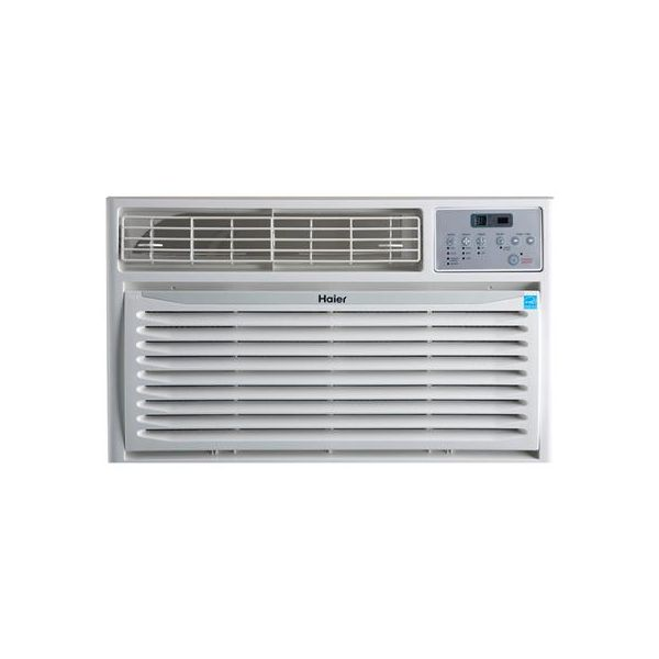 Haier 10,000 BTU Through The Wall Air Conditioner with Remote 240V EST10VCP
