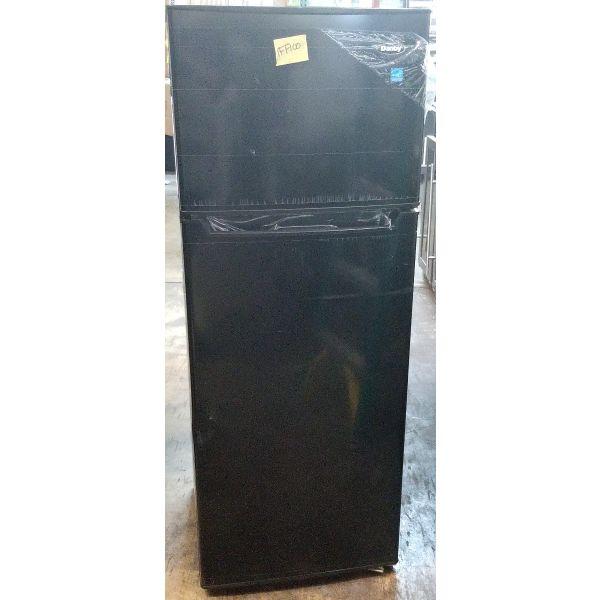 Danby 7.3 CF Apartment Size Refrigerator, Top Freezer DPF073C2BDB FFF100