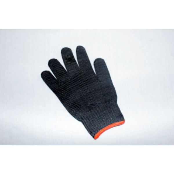 Kitchen Keepers Reinforced Protection Cut Resistant Glove, Black 01313