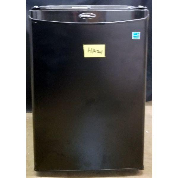 Danby 2.6 cf Compact All Refrigerator Mini Fridge DAR026A1BDD HA24