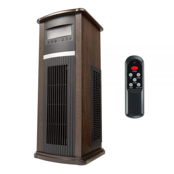 Haier 5200 BTU Infrared Tower Heater with Remote HHTF15CPCV