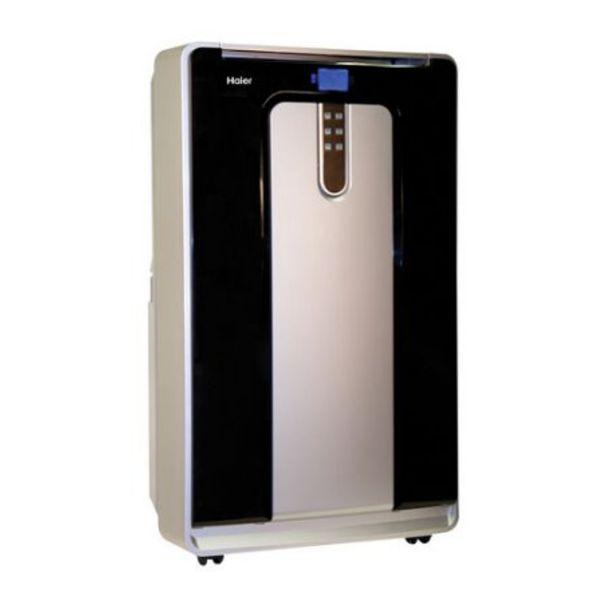 Haier 13,500 BTU Dual Hose Portable Air Conditioner, 10,000 BTU Heat HPND14XHP