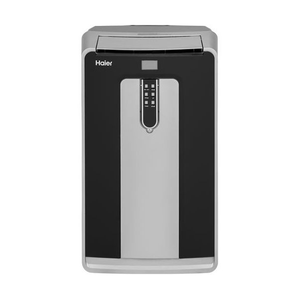 Haier 14,000 BTU Dual Hose Portable Air Conditioner w/ Heater + Remote HPND14XHT