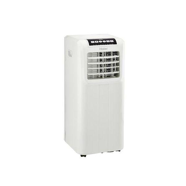 Haier 8,000 BTU Portable Air Conditioner with Dehumidifier HPP08XCR