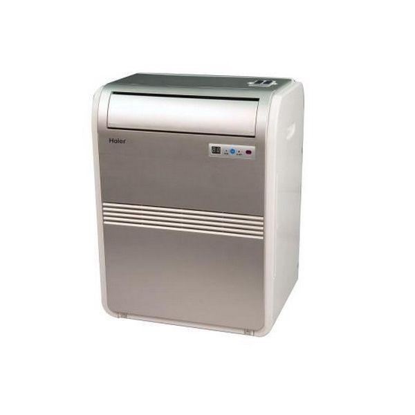 LP Haier 8,000 BTU Portable Air Conditioner Dehumidifier 8K AC, HPRB08XCM