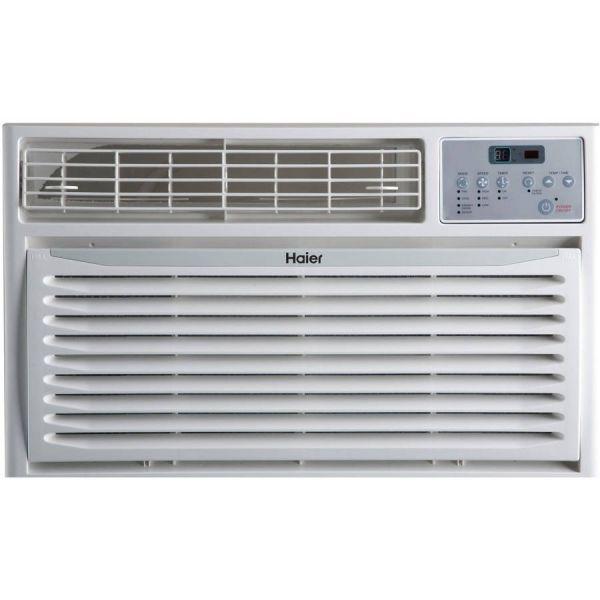Haier 12,000 BTU Through The Wall Air Conditioner, White HTWR12VCR 230V