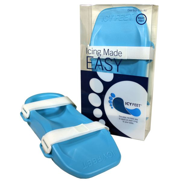 Icy Feet Right Foot Plantar Fasciitis & Foot Pain Icing Relief