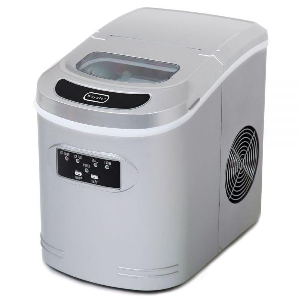 Whynter Portable 27lb Compact Portable Countertop Ice Maker IMC-270MS
