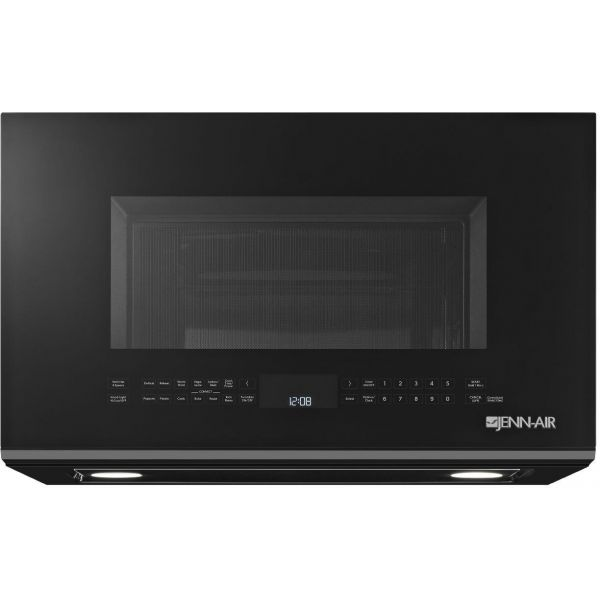 "NEW Jenn-Air 1.9 CF 30"" Over the Range Convection Microwave JMV9196CB"