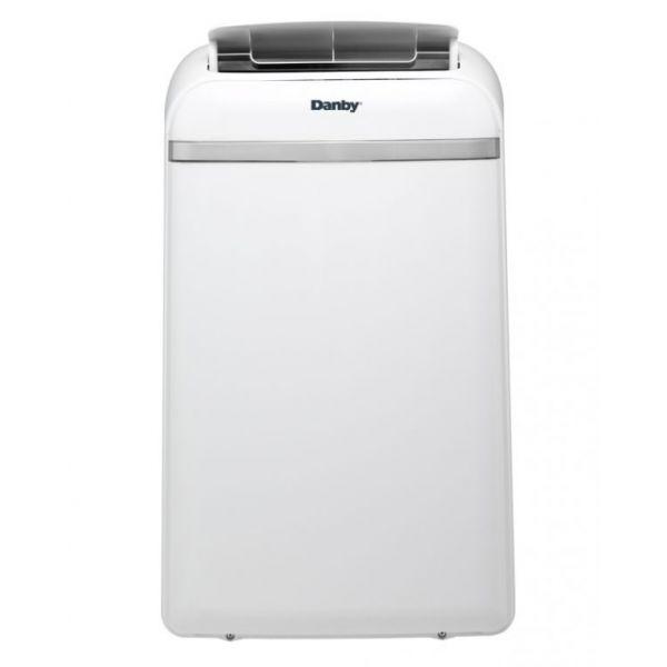 Danby 12,000 BTU Portable Air Conditioner Dehumidifier Fan DPA120B3WDB