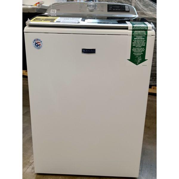 Maytag Smart 5.2 CF Top Load Washer Washing Machine MVW7230HW 907