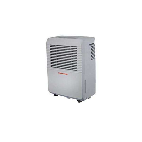 OceanBreeze Energy Star 30 Pint Continuous Drain Dehumidifier OBZ-30DE