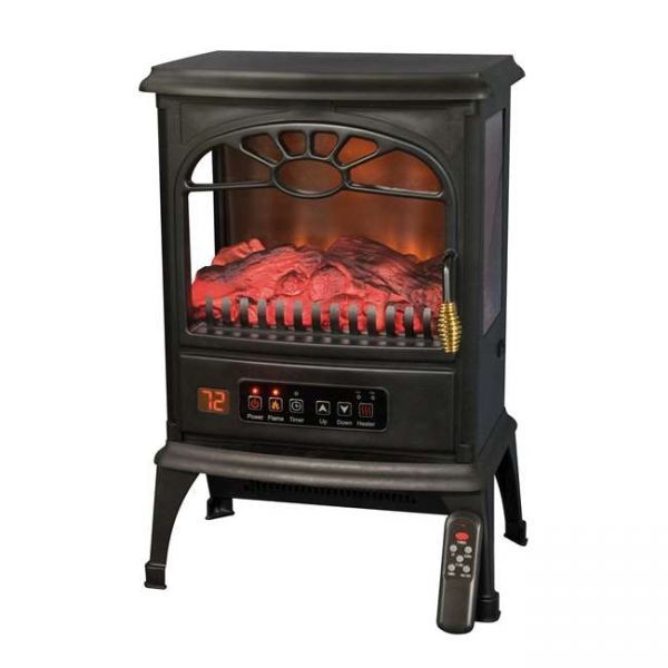 Lifesmart 3 Element Infrared Electric Stove Heater PCHT1109US