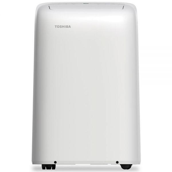 Toshiba 10,000 BTU Portable Air Conditioner Dehumidifier Remote RAC-PD1011CRU_R