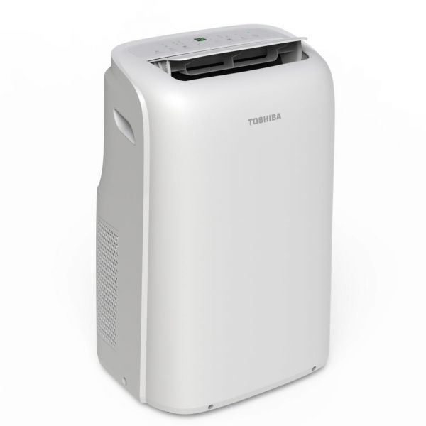 Toshiba 12,000 BTU Portable Air Conditioner with Remote 350 Sq Ft RACPD1211CRU_R