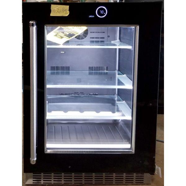 "Danby Silhouette Reserve  24""Built In All Refrigerator Beverage Fridge SRVBC050L WC135"
