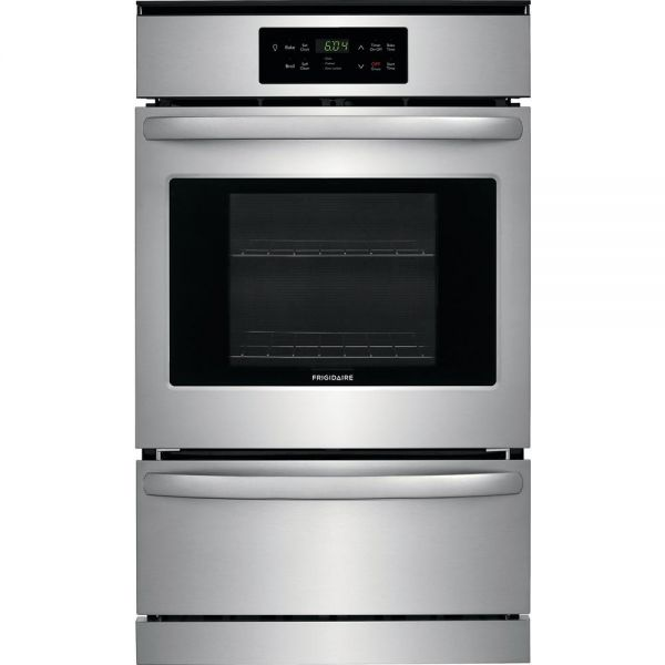 "NEW Frigidaire 24"" Gas Single Wall Oven,  Stainless Steel FFGW2426US"