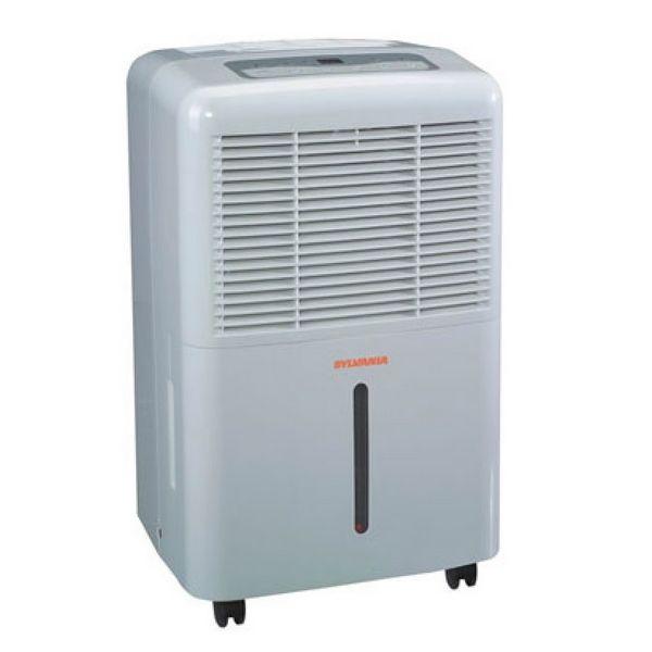 Sylvania 40 Pint Energy Efficient 2 Speed Dehumidifier SYL-40ES